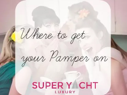 get your pamper on